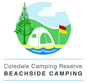 Coledale Camp Site Logo