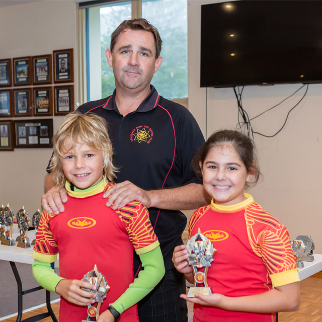 2018-2019 award winners and age manager
